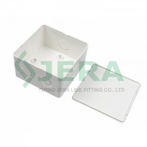 Fiber optic cable slack storage box CSB-12