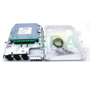 Fiber optic terminal box FODB-8A.1-2/3