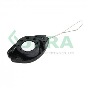 FTTH Gota Cable Clamp Peixe