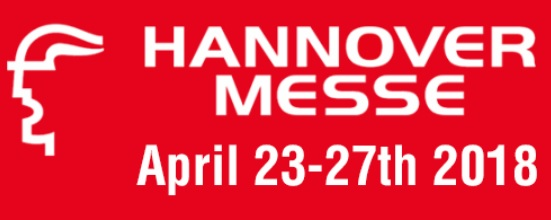 Hannover Messe 2018 participation