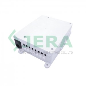 Indoor FTTH Fiber Optic Distribution Box, FODB-8R