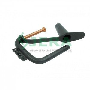 Low Voltage Cable Insulated Earthing Bracket, C-200
