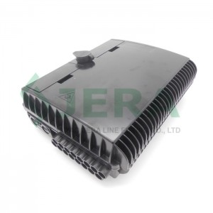 Fiber Optic Distribution Box, 16 Cores, FODB-16C, Cassette PLC Splitter Box