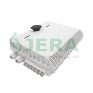 Fiber Optic Distribution Box, 8 Cores, FODB-8C, Cassette PLC Splitter Box