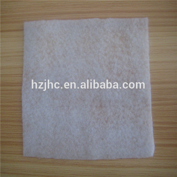 China polyester nonwoven antistatic drain filter cloth wholesale