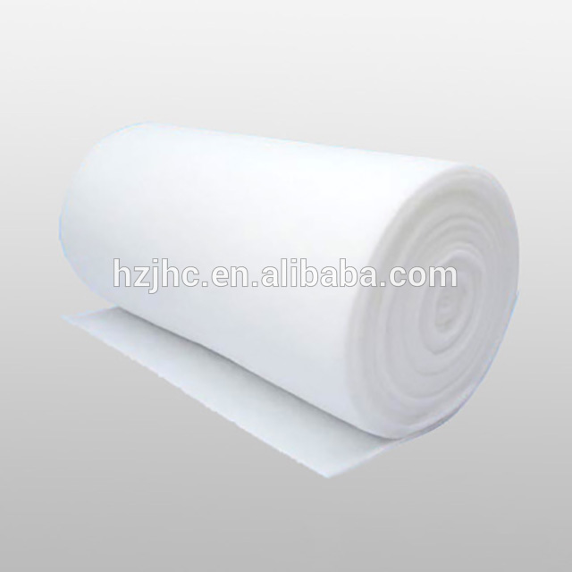 Factory sale high quality polyester nonwoven filter cloth