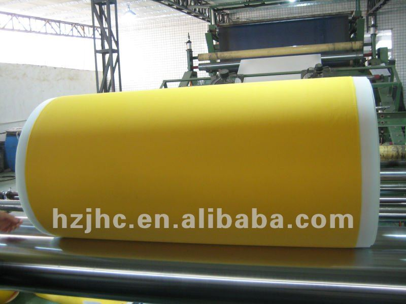 Foam laminated fabric for sofa