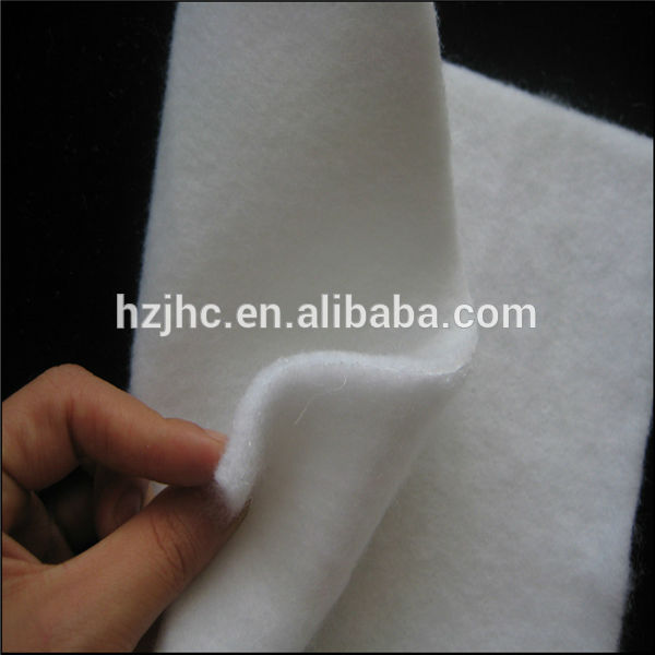 Needle punched polyester 100 micron filter cloth