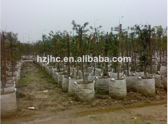Reusable PP Nonwoven Geotextile For Planting Grow Bags