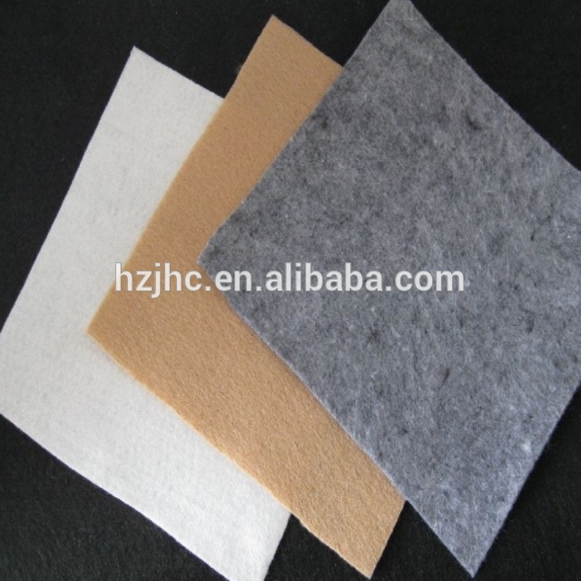 Nonwoven Fabric Manufacture Needle Punched Fabric Filter Cloth Woven