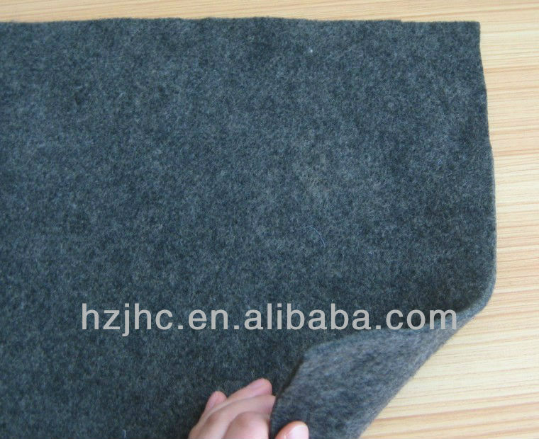 Good quality non woven automotive carpet