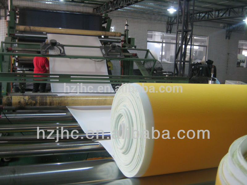 Nonwoven Laminated fabric With film adhesive non woven