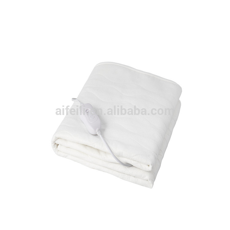 Eco-friendly detachable overheat protection electric heating blankets