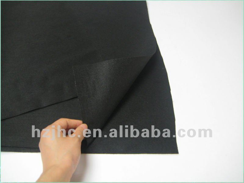 Polypropylene polyester non woven geotextile plant grow bags material