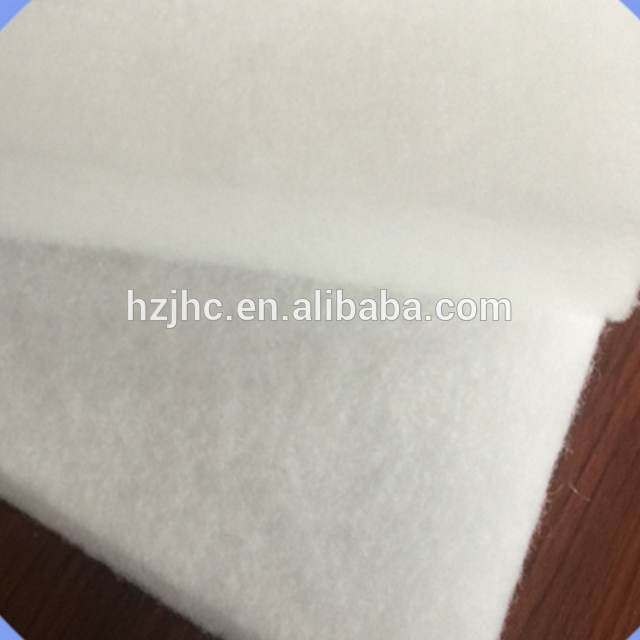 CustomIzed Thick Polyester Wadding Fabric For Sound Insulation