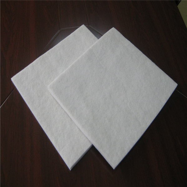 Soft polyester padding for mattress