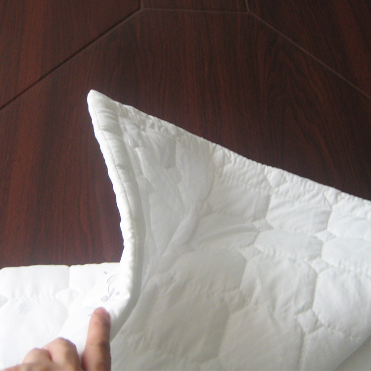Super soft Fabric felt mattress pad topper for home or hotel