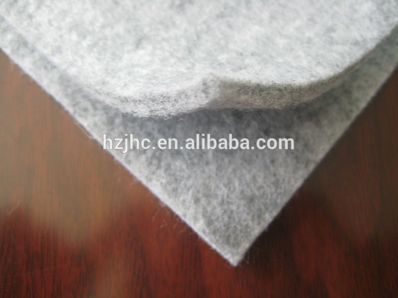 Popular Design for Woodpulp Nonwoven Fabric In Roll - Wholesale cheap pet polyester needle punched nonwoven fabric supplier – Jinhaocheng