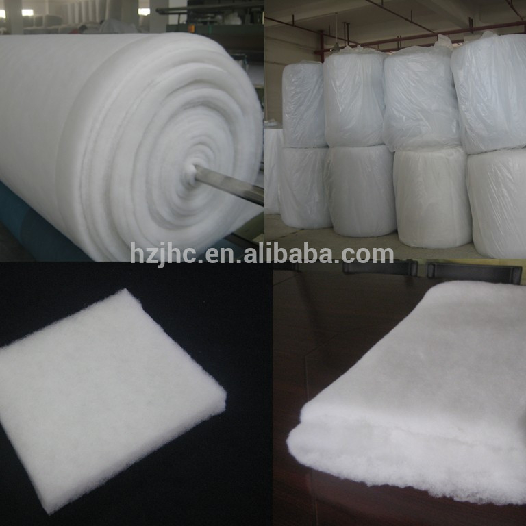 hot air through Water filter nonwoven ( soft interlining )