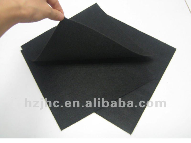 China high tensile strength non woven geotextile 600gsm