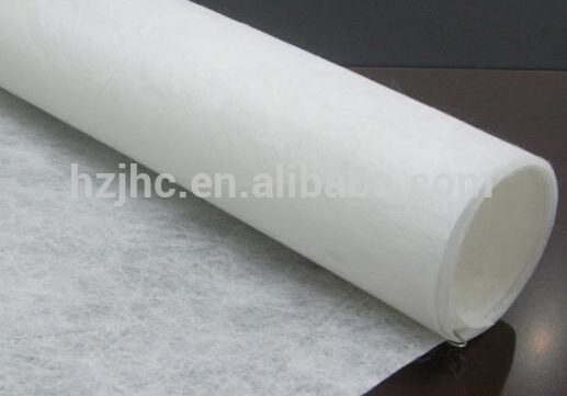 High standard nylon polyester nonwoven water dust filter cloth