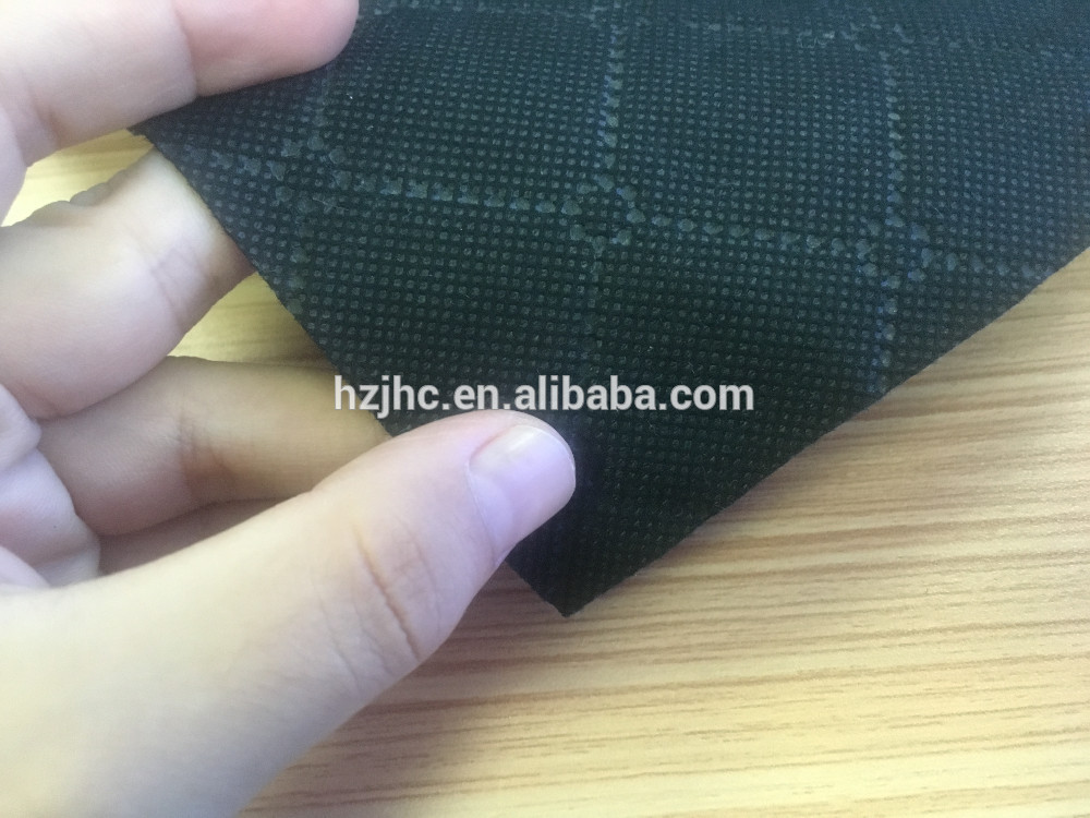 Polypropylene Raw Material Pricel Polypropylene Ultrasonic Lamination Non-Woven Fabric Featured Image
