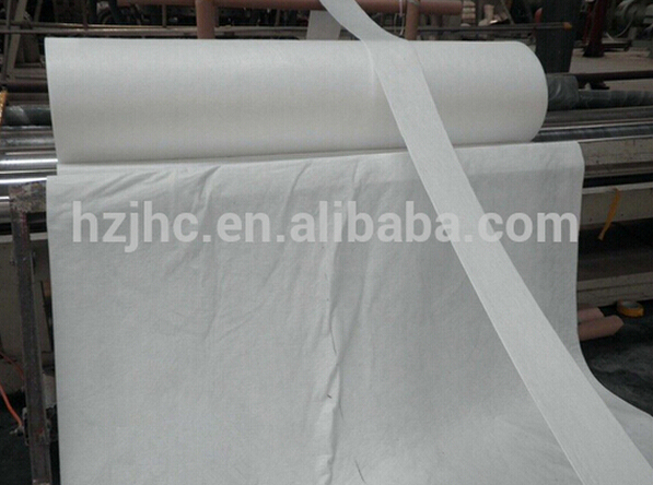 Polyester needle punch non woven fabric for dust collector filter bags
