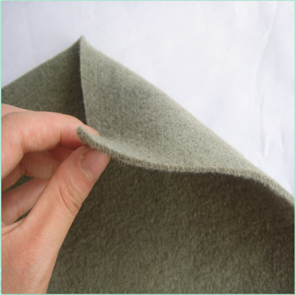 Wholesales 10mm polyester thick felt fabric rolls