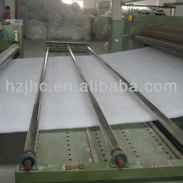 hot air throughHigh quality various types of wholesale felt fabric of nonwoven