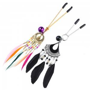 2020 New Dreamcatcher Nipple Clamps