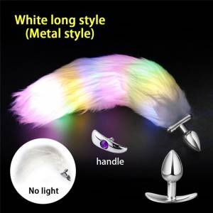 Shapeable LED Tail Plug MPJ-079