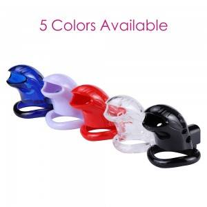 2020 New Style PC Chastity Cage RYCB-020