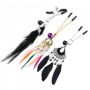 2020 New Dreamcatcher Nipple Clamps RYSM-094-095-096-098-103-104