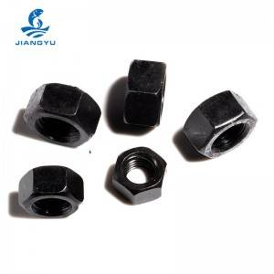 Hot Selling for Heavy Hex Nut Bolts And Nuts Aluminium Thumb Nut