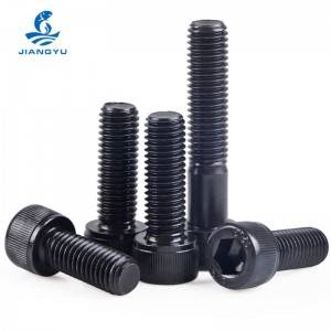 Factory directly supply Ss Hex Head Flange Bolt - Hexagon socket screw – Jiangyu