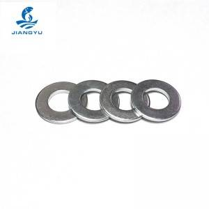 Hot New Products Stainless Steel Hexagon Socket Head Shoulder Bolts - Flat washer-silvery – Jiangyu