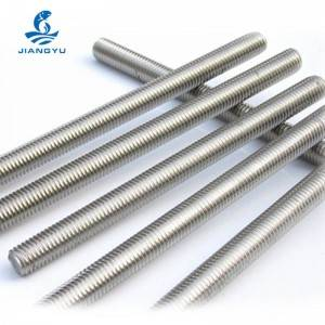 Leading Manufacturer for Wood To Metal Self Drilling Screws - Stainless Steel thread rod – Jiangyu