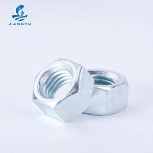 Galvanized nut
