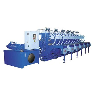 JIC1506 Rubber Sole Automatic Oil Hydraulic Machine