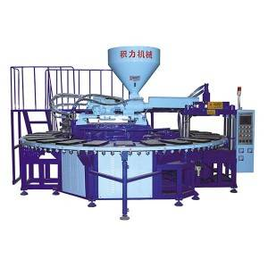 JIC724A PVC Air Blowing Formmaschine