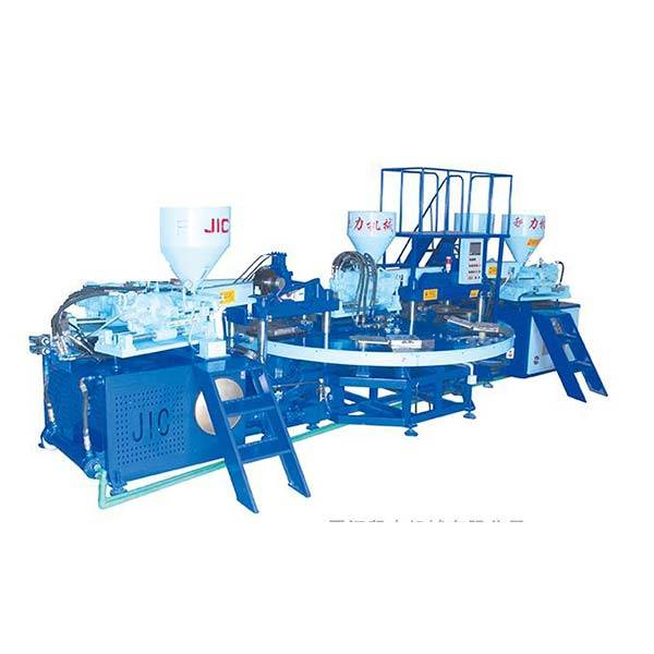 Four /Five Color PVC Strap Making Machine Featured Image