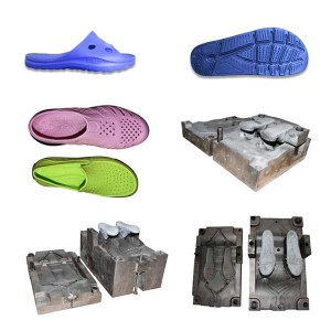 Free sample for Eva Shoes Injection Moulding Machine -