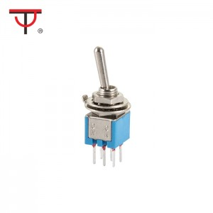 Sub-Miniature Toggle Switch SMTS-202-A2