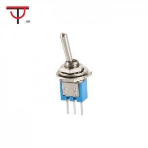 Sub-Miniature Toggle Switch SMTS-102-A2