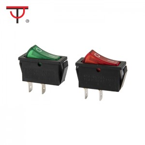 Single-Pole Rocker Switch RS-101-3C