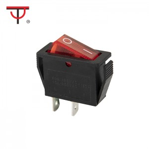 Single-Pole Rocker Switch RS-101-1A
