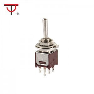 Sub-Miniature Toggle Switch STMS-202-2A1