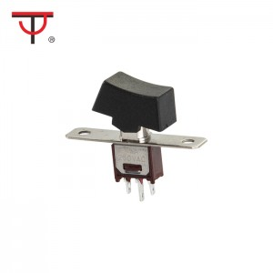Manufacturer for Metal Switch With Power - Sub-Miniature Rocker And Lever Handle Switch SRLS-102-A1 – Jietong