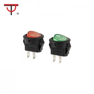 Sub-Miniature Rocker Switch SMRS-101-2