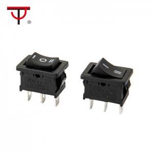 Miniature Rocker Switch MRS-102